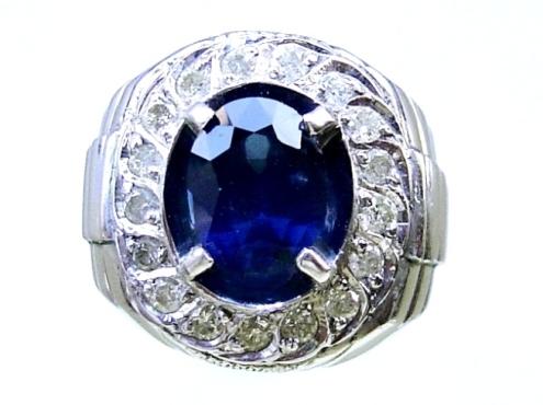 Batu permata adalah sebuah mineral, batu yang dibentuk dari hasil